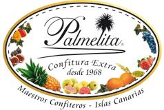 Palmelita Confituras Logo
